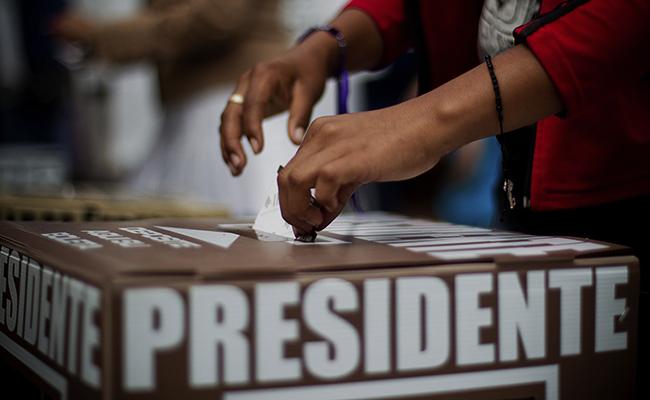 elecciones de México