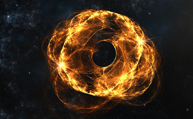 agujeros negros