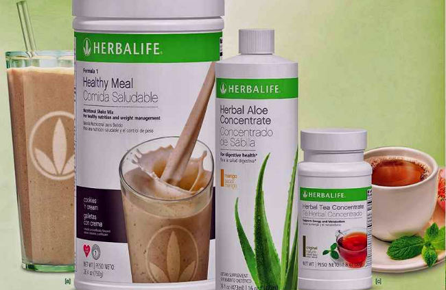 beneficios de productos herbalife