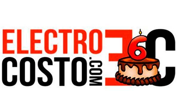 6º Aniversario de Electrocosto