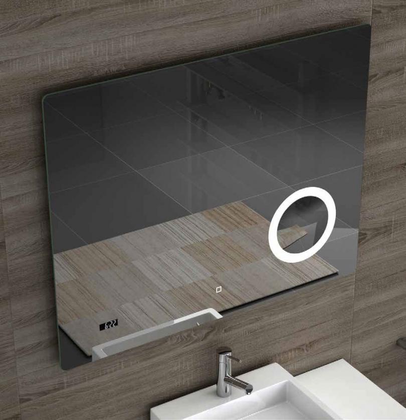 Espejos Para Bano Con Luz.Espejos Led Para Banos La Tendencia De Este 2019 Diario
