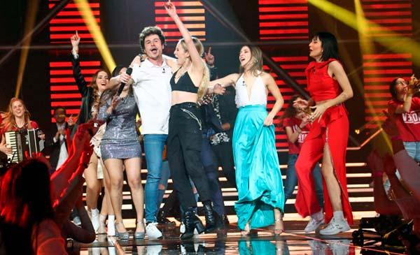 Miki va a eurovisión