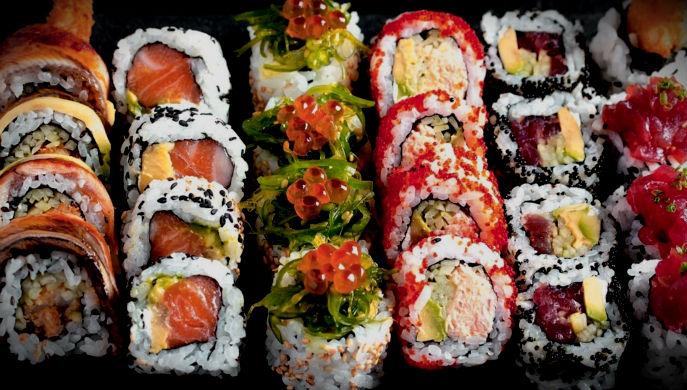 día internacional del sushi en la capital