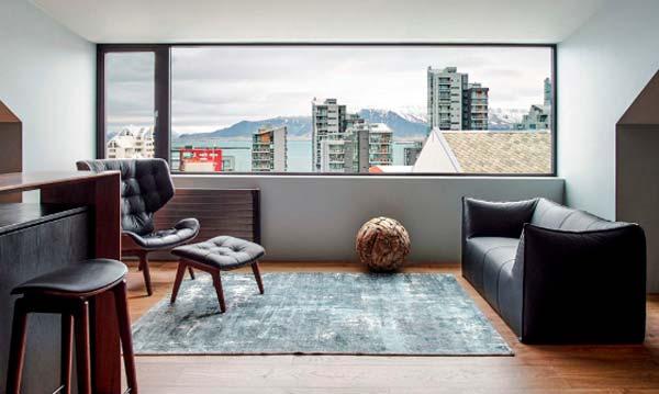 interiorismo vivienda de espacio reducido