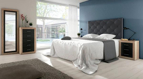 muebles para el dormitorio clásico