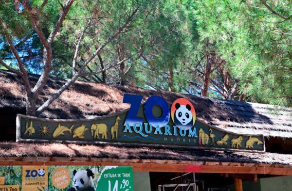 comprar entradas para el zoo de Madrid