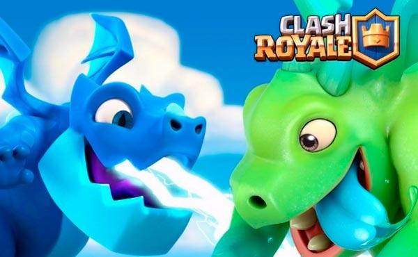 nuevo de Clash Royale