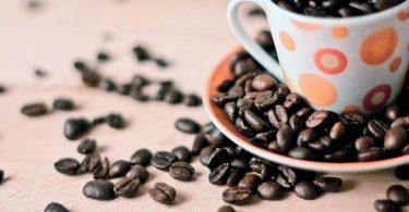 Granos de café de Hawái