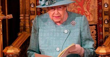 reina británica