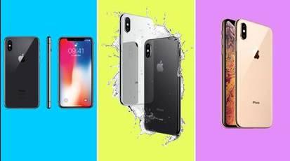 iPhone X reacondicionados